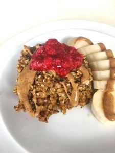 quinoa oat bake 1